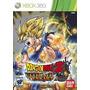 Dragon Ball Z Ultimate Tenkaichi - Original Impecável