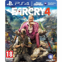 Far Cry 4 Ptbr - Psn Ps4 Vip Riosgames