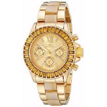 Relógio Invicta Feminino Angel 17492 - Dourado Feminino
