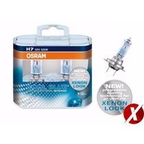 Lâmpada Osram Cool Blue H7 12v 55w Xenon Look 4200k +30%