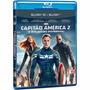 Filme Em Blu-ray + Blu-ray 3d: Capitão América 2 (2 Discos)