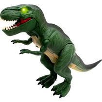 Megassauro T-rex Dinossauro Emite Sons Movimentos Dtc 3593