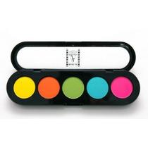 Paleta De Sombras T23 - Palette 5 Cores - Make Up Atelier Pa