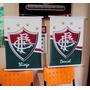 Banner Com Nome Gravado Fluminense - Tão Legal Quanto Camisa