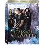 Stargate Atlantis 3ª Temporada Box C/ 5 Dvds Lacrado Novo