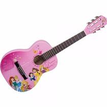 Violao Infantil Disney Princess Phoenix Frete Gratis+capa