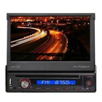 Dvd Automotivo Phaser Ard 7200 Com Tela Lcd 7