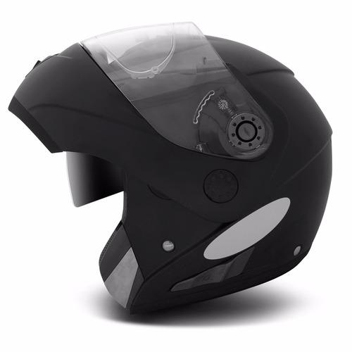 Capacete Escamoteável Shark Helmets Openline Prime Matt