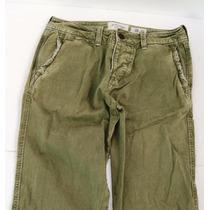 Calças Masculinas - Abercrombie And Fitch - Autênticas
