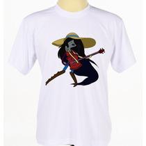 Camisas Camisetas Marceline Hora De Aventura