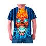 Camiseta De Rock - Iron Maiden Ref015
