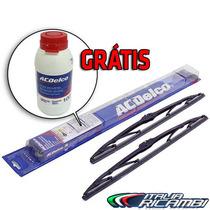 Palheta Limpador Parabrisa Acdelco Celta Classic Astra Corsa
