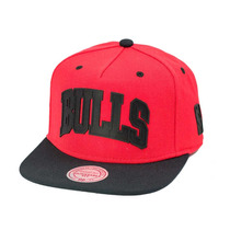 Boné Mitchell And Ness Snapback Chicago Bulls Alley Oop