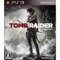 Tomb Raider Ps3 Legendado Pt-br - Cód. Psn Envio Via Email