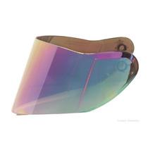 Viseira Mt Helmets Capacete Optimus Rainbow 2mm