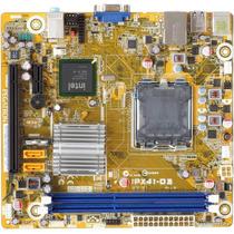 Placa Mãe Ipx41-d3 775 Ddr3 Para Core 2 Quad Oem