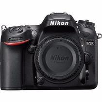 Nikon D7200 Corpo - C/ Garantia