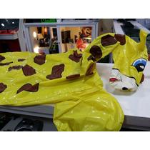 Girafa Inflavel Brinquedo