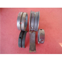 Vw Bronzina Mancal 1300 /500/600 Int:0,25 Ext: Std -5329-01