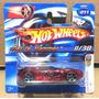 Tk0c Car Hot Wheels 1:64 2006 First Ed Nerve Hammer #11