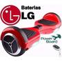 Hoverboard Skate Elétrico Scooter Balance + Bateria Lg