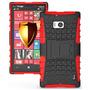 Capa 2x1 Armadura Proteção Nokia Lumia 930 + Película Vidro