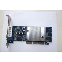 Placa De Video Geforce2 Mx400 - 64 Mb - Agp