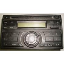 Radio Cd Player Mp3 Ssd Nissan Livina, March,tiida, Frontier