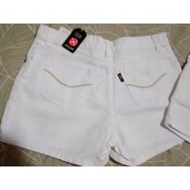 Short Zoomp Branco, Super Barato, Para Vender Hoje!!!