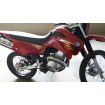 Lander 250cc Cor Vermelha