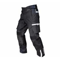 Calça Impermeável Para Motociclista Texx Black Star Peta