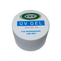 Gel Uv Acrygel Clear Gel Construtor De Unhas 15g