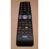 Controle Remoto Original Aoc Lcd Led Para Cr4603 Le32w157
