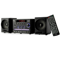 Mini System Dvd Player Multilaser Sp141 - 30w Rms - Karaokê