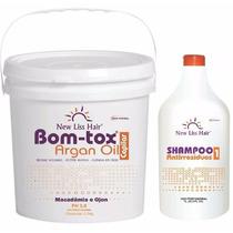 Bottox Capilar 3,5kg S/formol + Shampoo New Frete Gratis