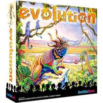 Evolution (2nd Ed.) - Jogo De Tabuleiro Importado North Star