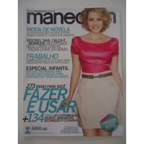 Manequim #615 Ano 2010 Leandra Leal