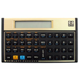 Calculadora Financeira Hp12c Hp 12c Gold Lacrada Original