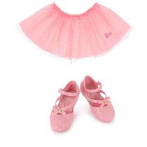 Sapatilha Infantil Grendene Barbie Ballet - 17 Ao 25 - Rosa
