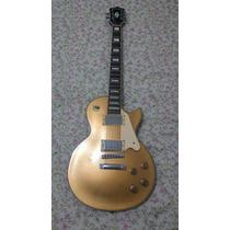 Guitarra Les Paul Condor Clp-ii-s Goldtop! Grover!