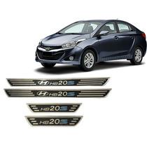 Jgo De Soleiras Resinadas Mod2 Hyundai Hb20s Frete Gratis