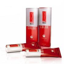 Red Iron Coloração Kit 6 Tubos De 60gr