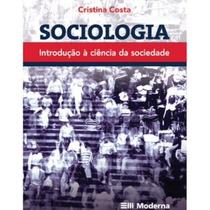 Livro Sociologia - Introdução À Ciência Da Sociedade