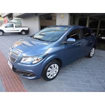 Chevrolet Onix 1.4 Lt 14/15 Azul