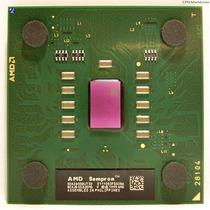 Processador Amd Sempron 2600 Sda2600dut3d Socket 462