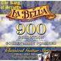 Encordoamento (cordas) Para Violão La Bella 900 Elite Series