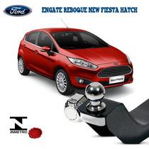 Engate Reboque New Fiesta Hatch 2014 / 2015