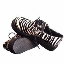 Creeper, Rock, Zebra 100% Cr-112