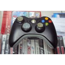Controle Original Xbox 360 Wireless Pequeno Defeito!