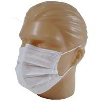 Máscara Dupla Com Elástico Descartável 300 Unidades